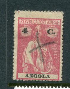 Angola #142 Used - Penny Auction