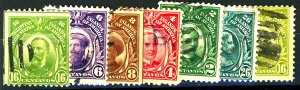 PHILIPPINES #1909-1913 USED SET