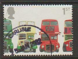 Great Britain SG 2212 Used