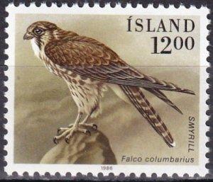 Iceland #620 MNH  (SU8220)