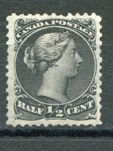 Canada #21c  Unused  VF  -  Lakeshore Philatelics