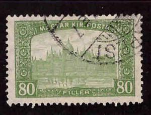 Hungary Scott 121 Used