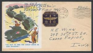 American Art Service, WWII Related