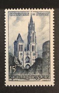 France 1958 #887, MNH, CV $.40