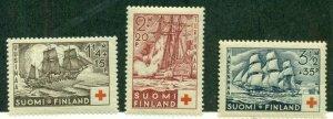 FINLAND #B24-6, Mint Never Hinged, Scott $54.00