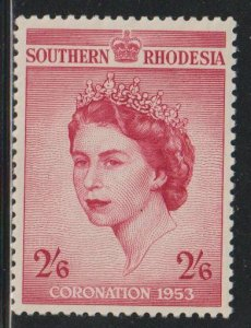 Southern Rhodesia  SC 80 Mint Never Hinged