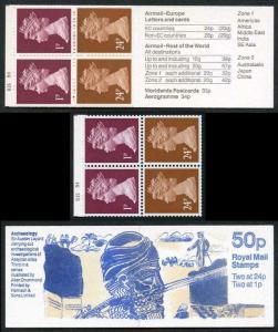 DB14(20) 1992 50p No.3 Austen Layard Cyl B35 B4