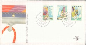 Aruba, Worldwide First Day Cover