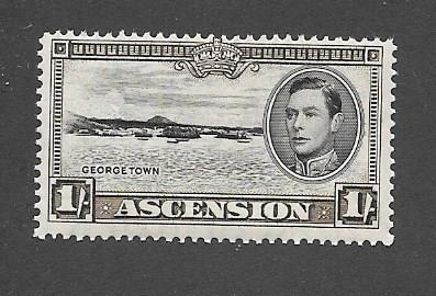 Ascension #46a   Mint NH