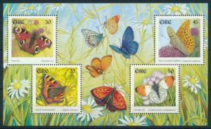 [98635] Ireland 2000 Insects Butterflies Schmetterlingen Souvenir Sheet MNH