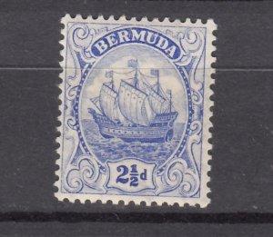J26613  JLstamps 1910-24  bermuda mh #44 wmk 3 ship