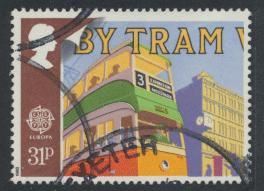 Great Britain SG 1394 -  Used - Europa Transport & Mail