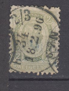 J29475 1890-6,  austria used #65