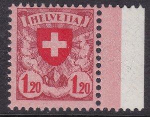 SWITZERLAND^^^^1928   RARER  KEY  MNH  issue  140 Euros @ lar5454swiss