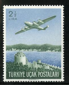 TURKEY C18  MNH SCV $22.50  BIN $13.50