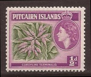 Pitcairn Islands scott #20 m/h stock #F0825