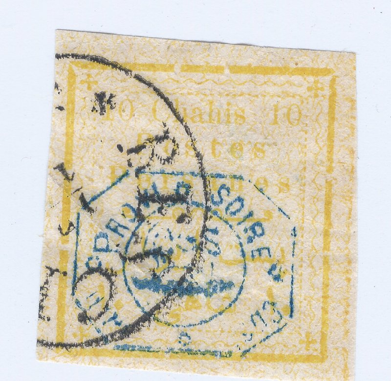IRAN#339 USED  SCV $ 75.00 AT 10% OF CAT VALUE