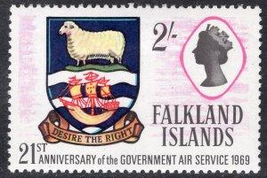 FALKLAND ISLANDS SCOTT 183