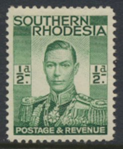 Southern Rhodesia  SG 40    SC# 42   Mint Never Hinged  see scans