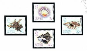 Cayman Is 444 47 MNH 1980 Sea Shells