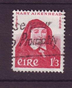 J24401 JLstamps 1958 ireland used #168 mother aikenhead