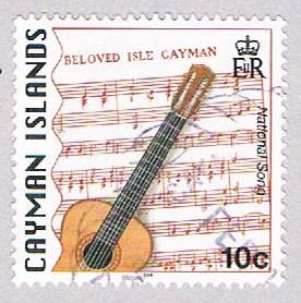 Cayman Islands Music 10 - pickastamp (AP106309)