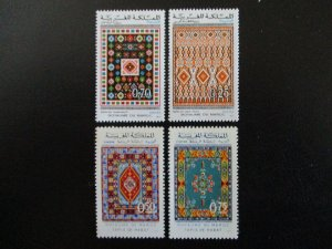 Morocco #270-71a Mint Never Hinged (L7H4) WDWPhilatelic