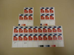 USPS Scott 2204 22c San Jacinto 1836 Stamps Republic Of T...