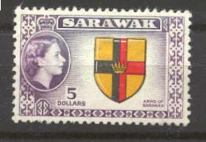 Sarawak 211 unused(no gum) SCV22.50