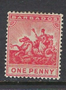 Barbados 94 MH 1909 issue (ap6996)
