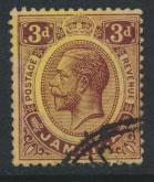 Jamaica  SG 62a - Used  -white back - see scan and details