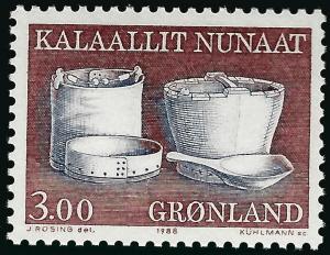 Greenland #165A MNH VF...High Quality bargain!