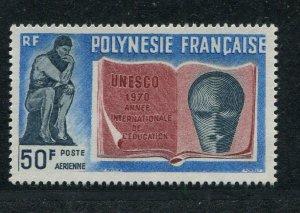 French Polynesia #C62 MNH