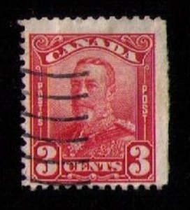 Canada Sc #151 KGV Used F-VF