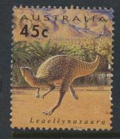 Australia SG 1424 Used  - Prehistoric Animals