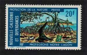 New Caledonia Nature Protection 1976 MNH SG#572