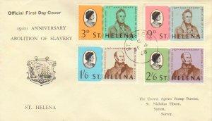 Saint Helena Scott 205-208 Printed Address