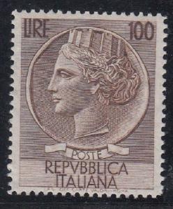 Italy Scott 661 Mint NH (Catalog Value $170)