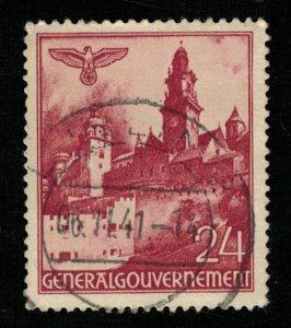 Deutsche Reich 24Pfg (Т-9871)