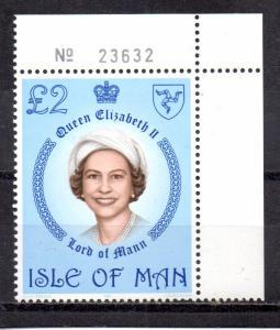 Isle of Man 200 MNH