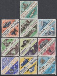 Sharjah 77-96 MNH VF