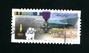 Canada #2108  -4  used VF 2005 PD