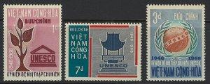 Viet Nam Scott 298-300 MVLH!