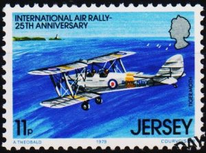 Jersey. 1979 11p S.G.211 Fine Used