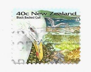 New Zealand 1996 - U - Scott #1335 *