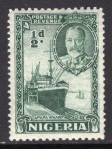 Nigeria 38 MNH VF