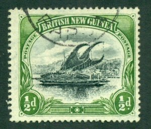 Papua 1901 #1 U SCV(2020) =$6.00