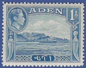 ADEN #18 1939 Mint NH