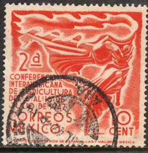 MEXICO 779, 10c Agricultural Conference. Used. F-VF. (739)