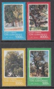 Turkish Cyprus 346-349